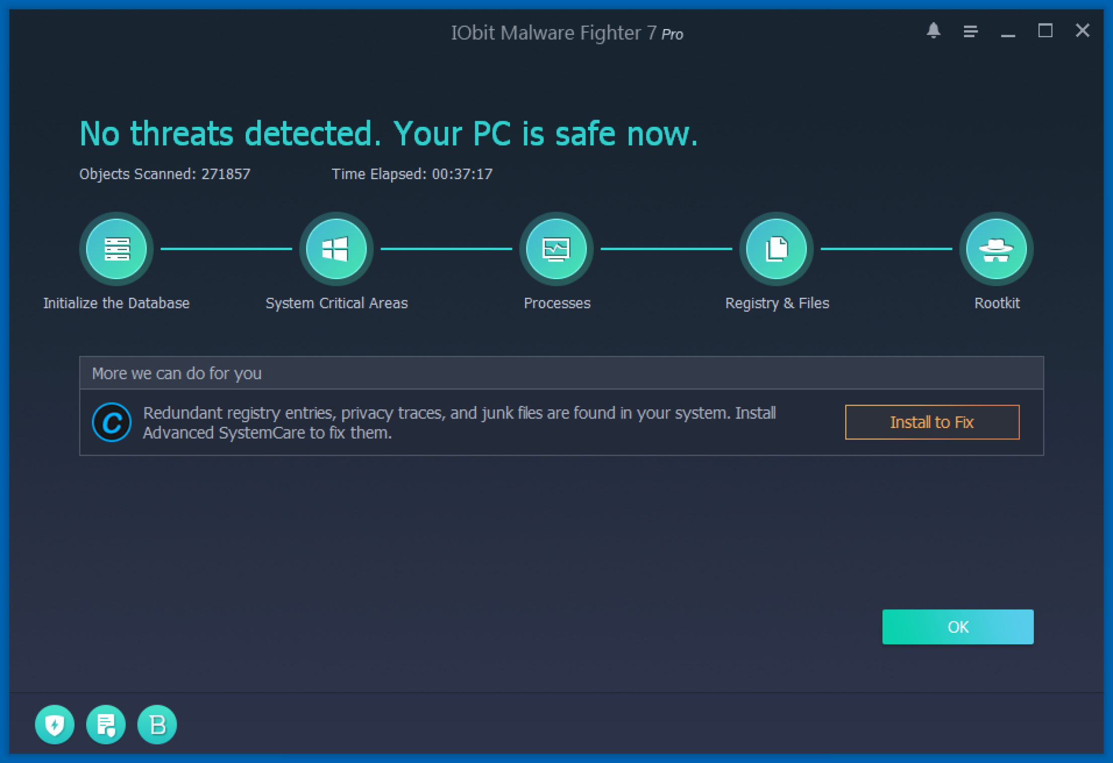 Iobit Malware Fighter Pro Crack License key