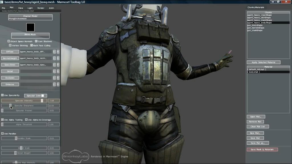 Marmoset Toolbag 3.06 Crack With License Key