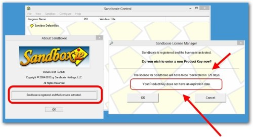 Sandboxie 5.28 Crack With License Key