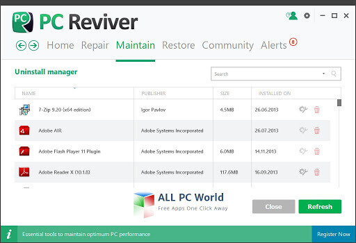 ReviverSoft PC Reviver Crack With Activation Key