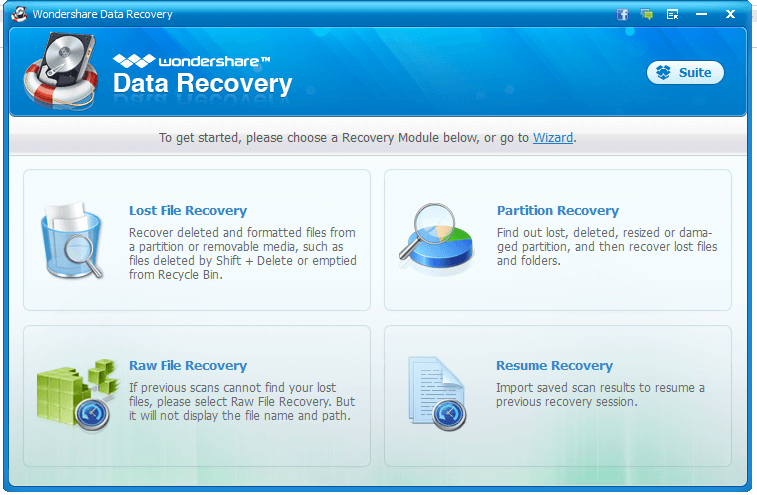 Wondershare Data Recovery Crack With Keygen