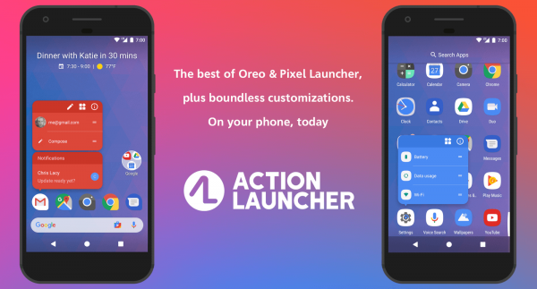 Action Launcher Plus Crack Apk 46.03 Full Version Download