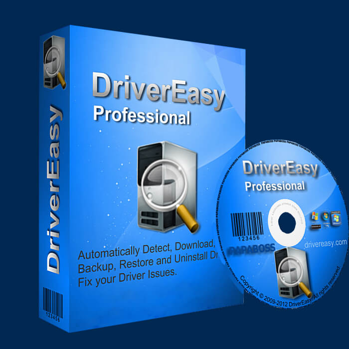 Driver Easy 5.6.15 Pro Crack With License Key Download