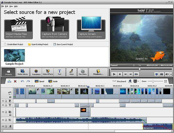 Avs Video Editor 9.4.3.372 Crack + Activation Key Full Download