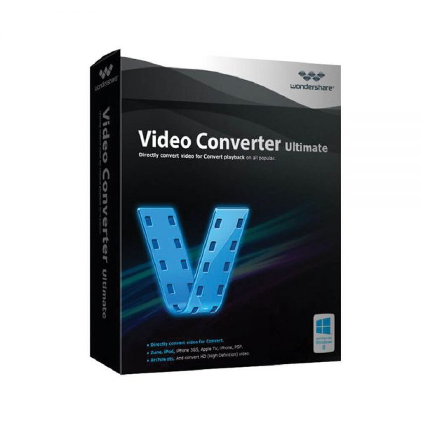 Wondershare Video Converter Ultimate 12.0.5 Crack Download