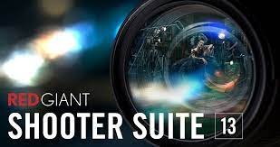 Red Giant Shooter Suite serial key